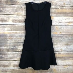 Topshop Little Black Dress Sleeveless 4